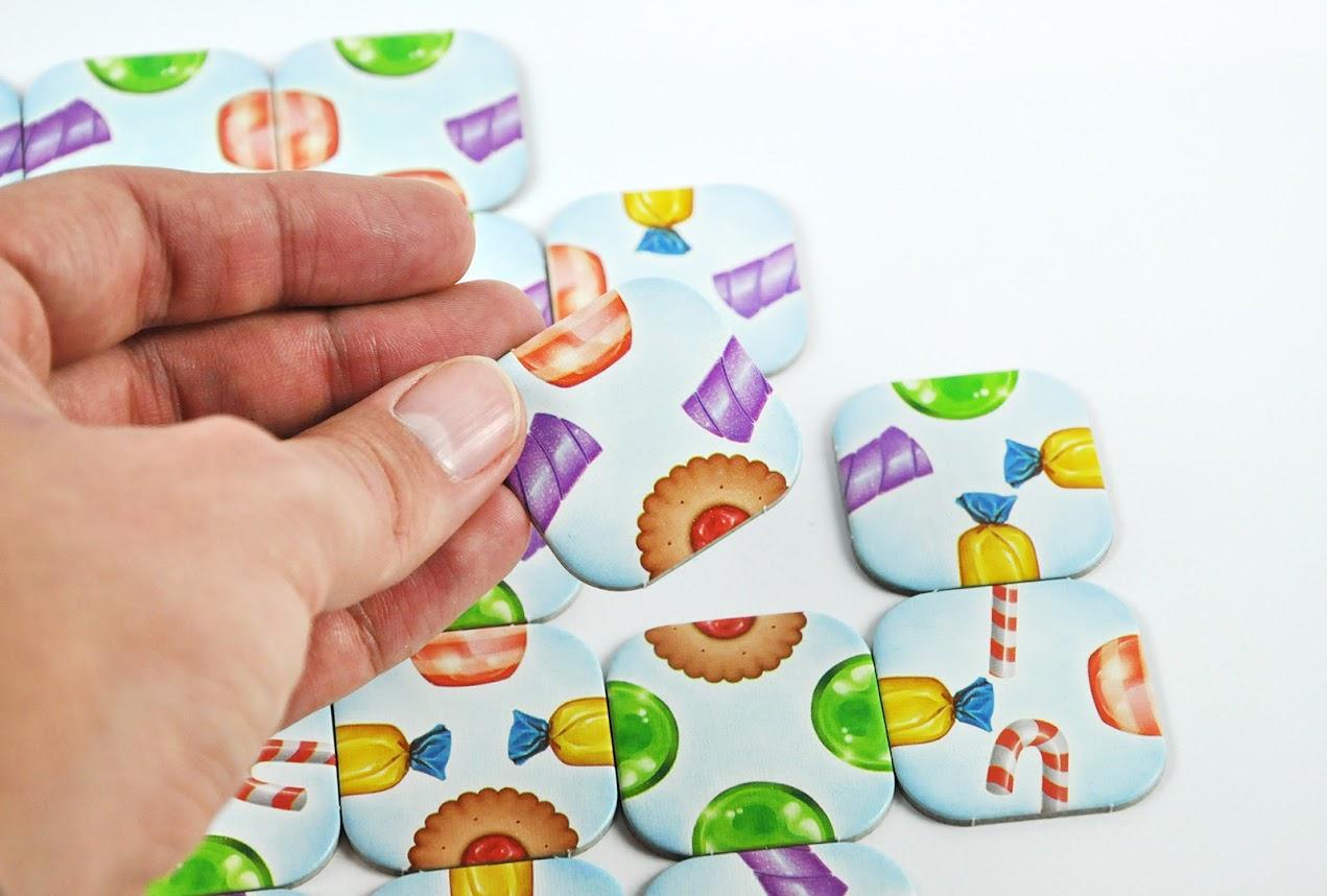Cukierki Granna zasady gry