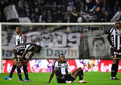 """Christophe Diandy déçu, mais réaliste: """"Anderlecht n'a pas volé sa victoire"""""""