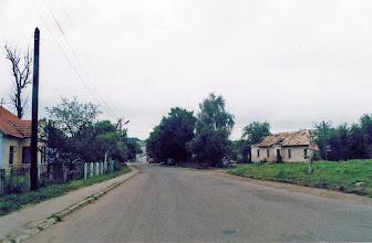 Photo: Droga na Chodorów, w lipcu 2002.