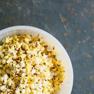 The Perfect Buttery Vegan Kettle Corn.
