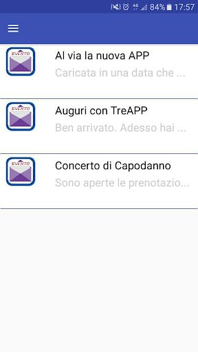 TreApp - Informazioni al cittadino 1.0.1 screenshots 3