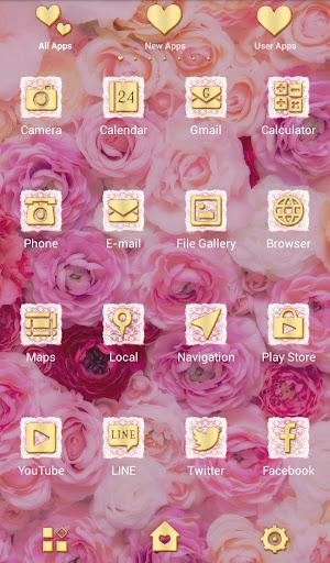 Rose Theme-Carpet of Flowers- 1.0.0 Windows u7528 3