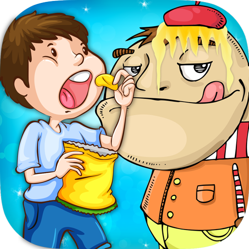 Eat it or Wear It Challenge Kids Game! Win or Lose