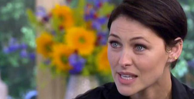 Emma Willis thought appendicitis was just 'tummy ache'