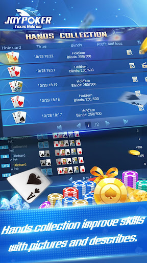 Joy poker filehippodl screenshot 3