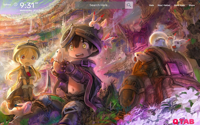 Made in Abyss Wallpapers HD Theme