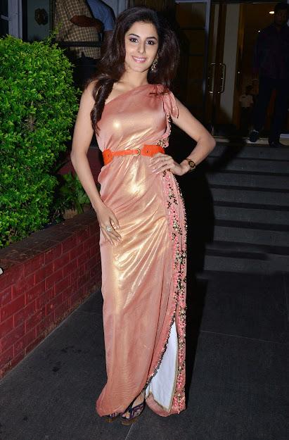 Isha Talwar in pink gown