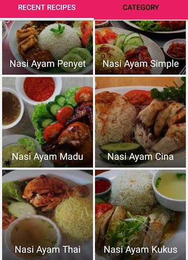 Resepi Nasi Ayam By Resepiana Google Play United States