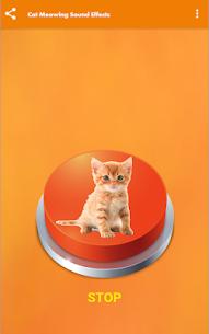Kitten Meow Cat Sound Button 1