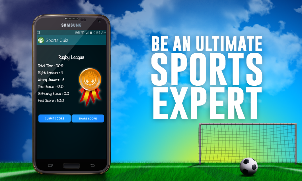 Sports Quiz-Challenging Trivia- screenshot