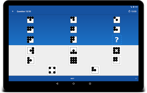Progressions - Logic Puzzle and Raven Matrices screenshot 12
