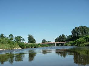 Photo: jest metowy mostek
