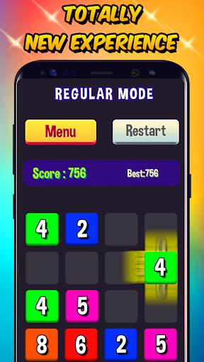 Impossible Nine: 2048 Puzzle screenshot 3
