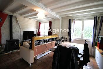 maison à Bricquebosq (50)