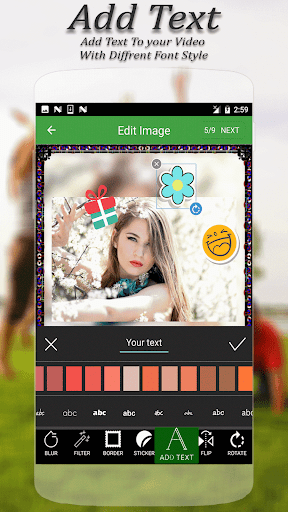 Photo Video Maker with Music 1.0.4 screenshots 4