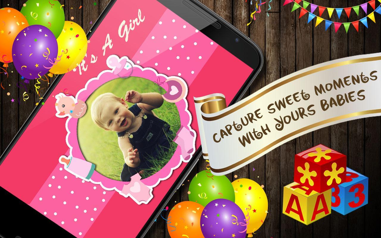 Bingkai Foto Bayi Apl Android Di Google Play