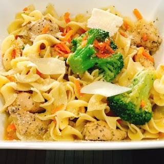 Chicken Broccoli Egg Noodles Recipes.