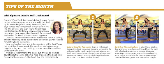 Photo: July 2013 - 360 Sports Fitness Article. 1