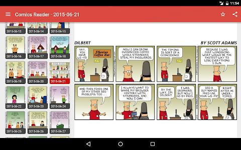 Comic Reader screenshot 3
