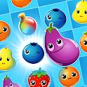 Fruit Mania–Juicy match3 blast icon