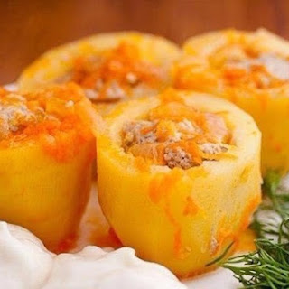 Tasty Potatoes STUFFED Recipe