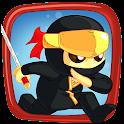 Ninja Kid Run Free Fun Games icon