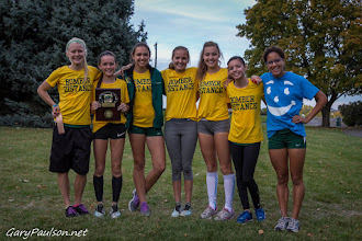 Photo: Richland Girls - 4A District & MCC League Champs Mid-Columbia Conference Cross Country District Championship Meet  Buy Photo: http://photos.garypaulson.net/p554312676/e4804a850