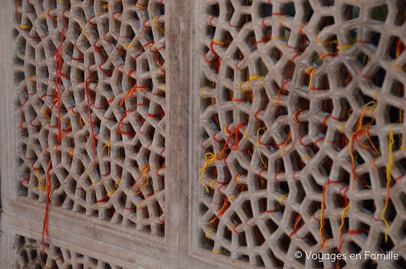 Fatehpur sikir, tombeau