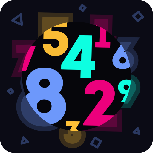 Next Numbers 2 - Reaction & Memory Improving Games Icon