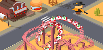 How to Download and Play Idle Roller Coaster on PC, for free!