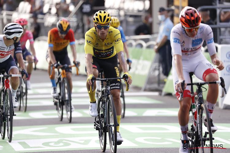 """Roglic tevreden met reactie ploeg op Pogacar en verwacht zich aan aanvallen: """"Als je de benen hebt, is alles mogelijk"""""""