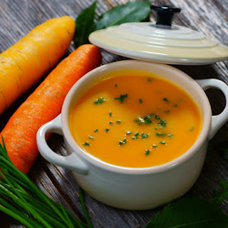 James and Kimberly Van Der Beek'S Carrot, Ginger, Turmeric Soup Recipe