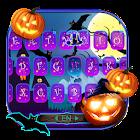 Halloween Pumpkin Keyboard Theme icon