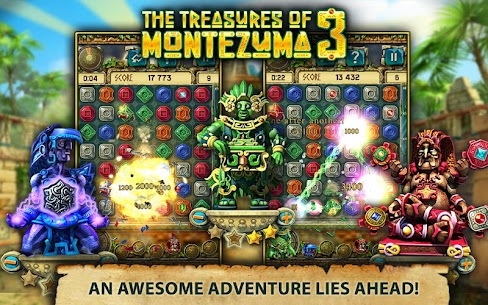 Treasures of Montezuma 3 5