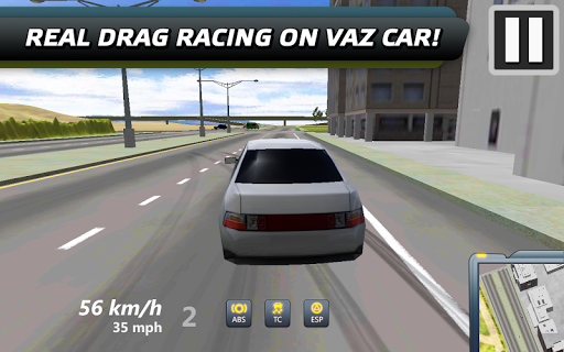 Russian Drag Racing 3D