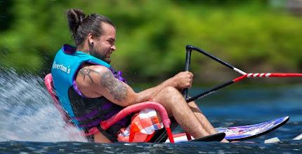 Photo: Joel Zeisler Leaps of Faith water skiing