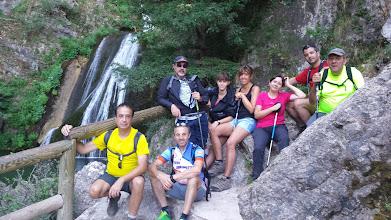 Photo: Nacimiento Río Mundo.