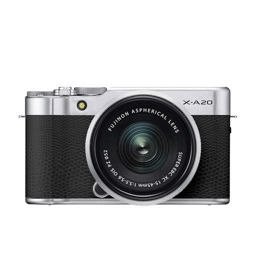 Fujifilm X-A20 15-45mm II Kit_Black_1.jpg