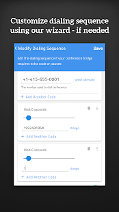 MeetingMogul - Meeting Dialer- screenshot thumbnail