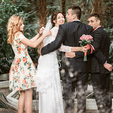 Wedding photographer Evgeniya Voloshina (evoloshina). Photo of 18.11.2016