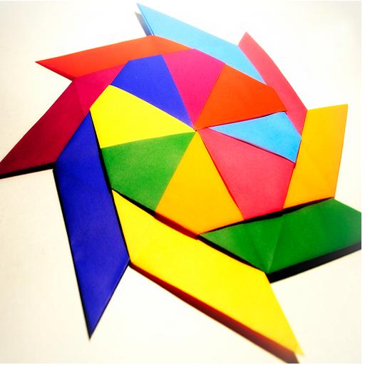 Star Festival Origami