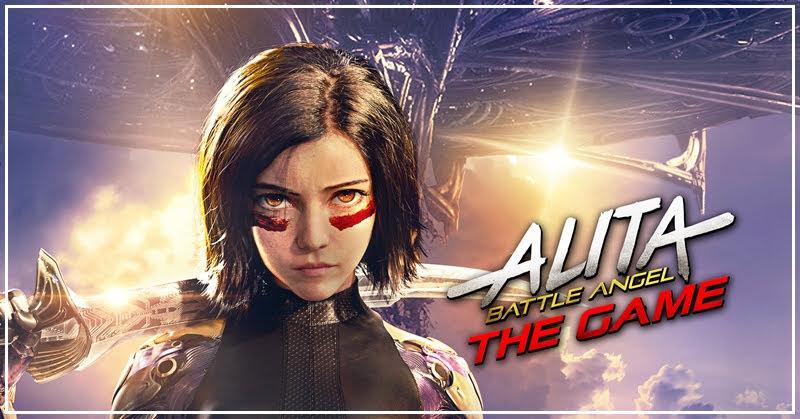Alita :BattleAngelTheGame พร้อมเปิดให้ลุยบนเกมมือถือ