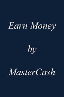 MasterCash - náhled