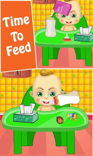 My Newborns Kids -  Baby Care Game 1.0 screenshots 3