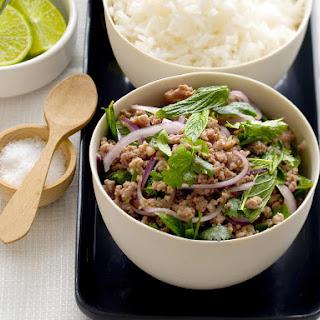 Vietnamese Pork Salad.