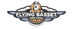 Logo for Flying Basset Brewing