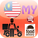 Malaysia Food Delivery icon