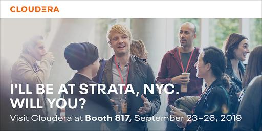 Introducing CDP at Strata Data New York
