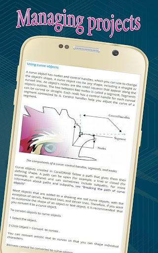 Foto do Learning CorelDraw