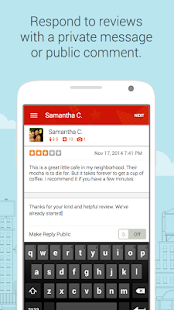 Yelp for Business Owners Screenshot 3